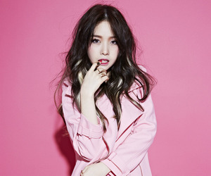 minah, girls day, and kpop image