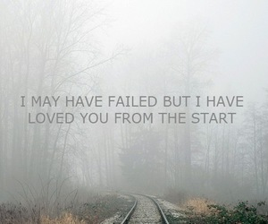 love, quotes, and secondhand serenade image