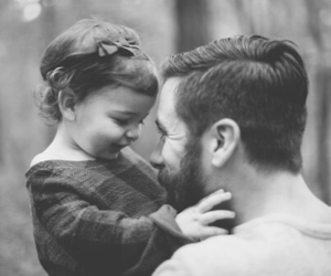family, Father and Daughter, and moments image