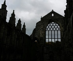 creepy church edinburgh image