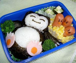 pokemon, food, and snorlax image