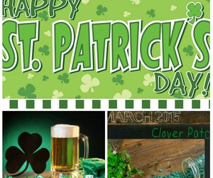 green, st. patrick's day, and home image