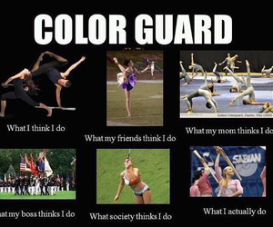 color guard image