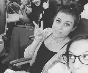 sister, lauren cimorelli, and lisa cimorelli image
