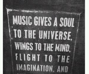 music, soul, and quotes image
