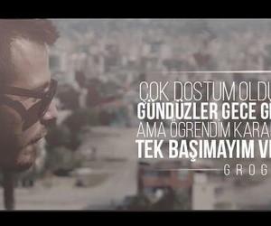 hip hop, türkçe rap, and grogi image
