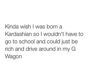 lol, quote, and kardashian image