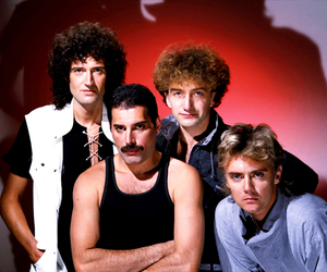 Queen, music, and Freddie Mercury image