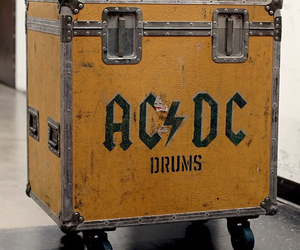 ac dc, music, and rock image