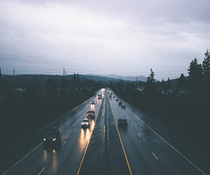 car, road, and grunge image