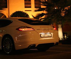 car, luxury, and porsche image