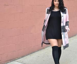 curvy, fashion, and nadia image
