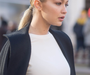 girl, gigi hadid, and model image