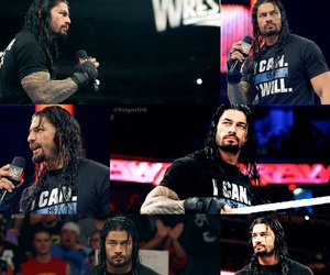 raw and romanreigns image