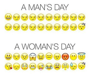 woman, man, and day image