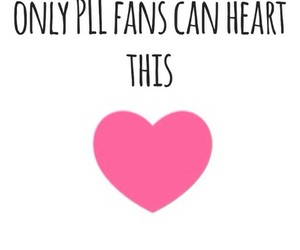 pll, pretty little liars, and fans image
