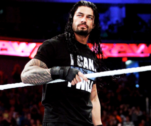 raw, wwe, and roman reigns image