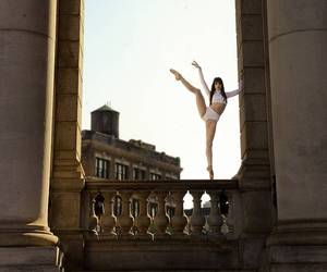 art, ballet, and scape image