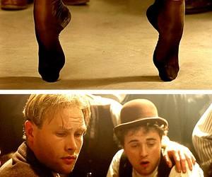 feet, funny, and jack dawson image