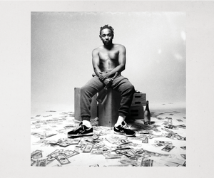 kendrick lamar, to pimp a butterfly, and album image