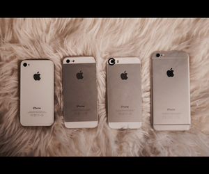 apple, i phone 5s, and white image