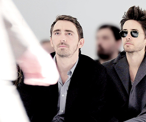 jared leto and lee pace image