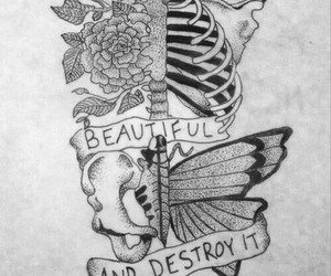pierce the veil, drawing, and art image