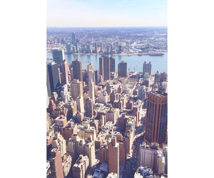 beautiful, city, and empire state building image