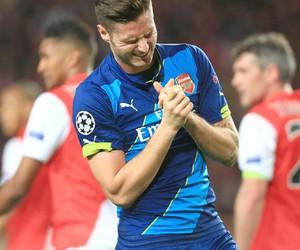 Arsenal, soccer, and football image