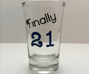 drinking, party favors, and shot glasses image