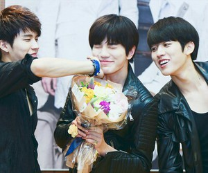 infinite, woohyun, and sungjong image