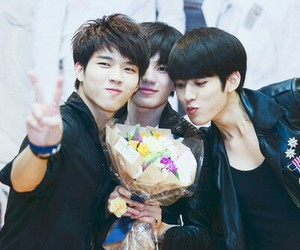 infinite, sungyeol, and sungjong image