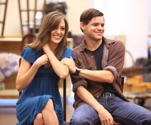 Bonnie & Clyde, broadway, and jeremy jordan image