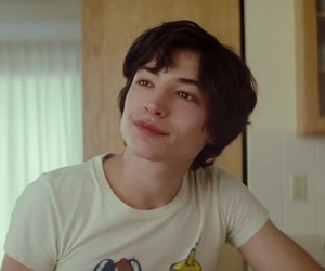 ezra miller, boy, and kevin image