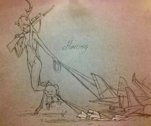 Chiara Bautista and drawing image