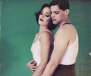 Bonnie & Clyde, jeremy jordan, and laura osnes image