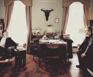 sherlock, Martin Freeman, and john watson image
