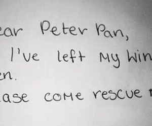 peter pan and rescue image