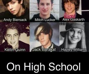 kellin quinn, jack barakat, and mitch lucker image