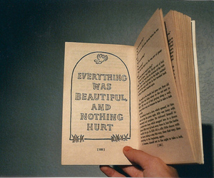book, beautiful, and life image