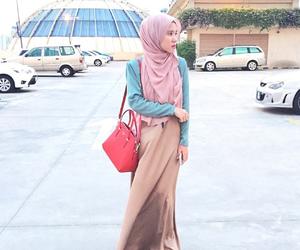 beautiful, hijab, and inspiring image