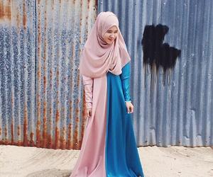 hijab, ootd, and inspiring image