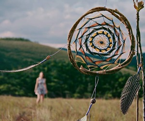 hipster, dreamcatcher, and indie image