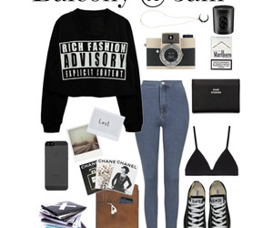fashion, night, and ootd image