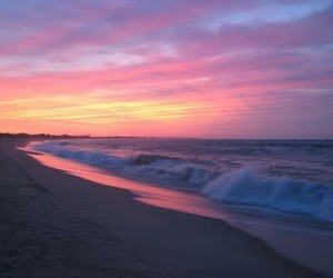beach, Nantucket, and new england image