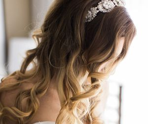 beautiful, hair, and lovely image