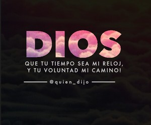 camino, dios, and frases image