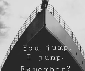 i, jump, and remember image