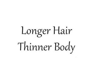 hair, body, and fit image