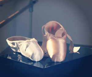 ballet, danse, and pointes image